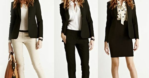Work outfit ideas. Need to acquire a capsule wardrobe