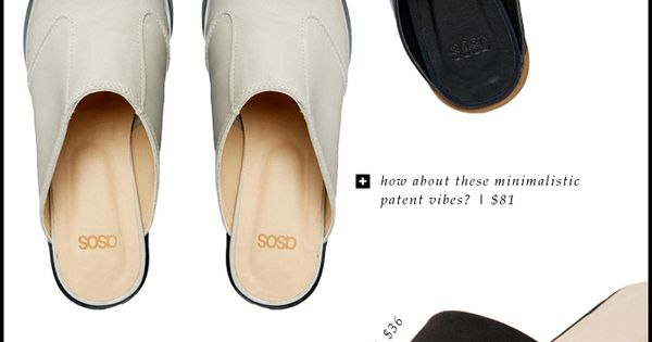The Mule Flats Edit | www.fashionlush.com