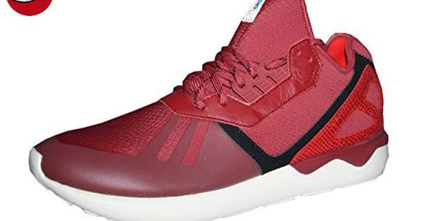 on sale 6fc6b e0a16 Adidas Herren Tubular Runner Laufschuhe (46 23, dunkelrot) - Adidas schuhe  (Partner-Link)  Adidas Schuhe  Pinterest