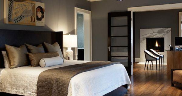 Best Bronze Charcoal White Man S Bedroom Bellevue Project 400 x 300