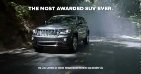 Jeep Grand Cherokee Like A Cloud Official Commercial Cool