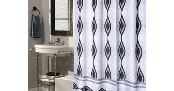 Zipcode Design Gianna Shower Curtain Fabric Shower Curtains