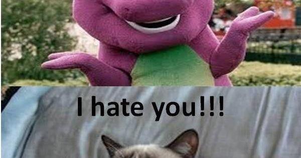 Grumpy Cat Thank You