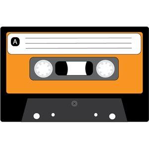 Silhouette Design Store Retro Cassette Tape Cassette Tapes Silhouette Design Design Store