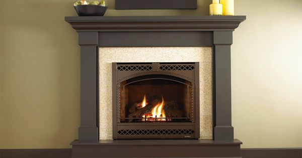 heat and glo sl 750 slim line gas fireplace living room
