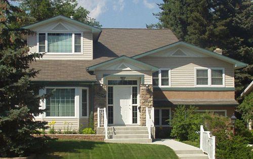 split level yard ideas split level curb appeal ideas wallpaper house ideas pinterest