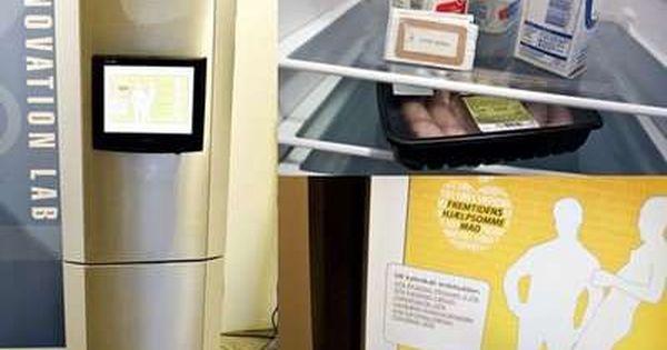 Intelligent Refrigerators With Images Smart Fridge Innovation