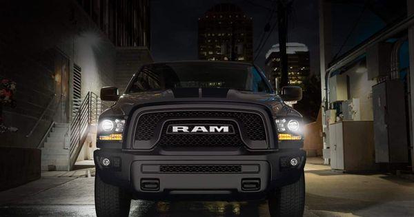 2019 Ram 1500 Warlock Special Edition Dodge Front End Design Ram 1500