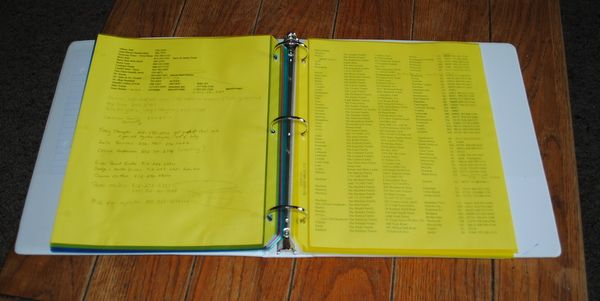 How To Organize A Control Journal | Busy Mom's Survival Guide | Busy ...