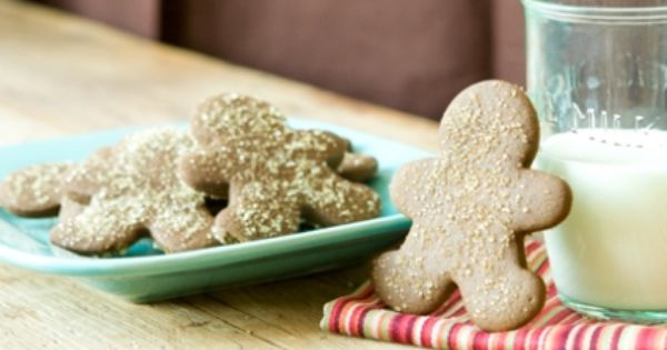 Classic Gingerbread Cookies recipe @Whole Foods Market recipe holiday cookie