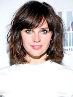 35 Side Swept Bangs To Sweep You Off Your Feet The Right Hairstyles For You Haircuts For Wavy Hair Hair Styles Short Hair Styles
