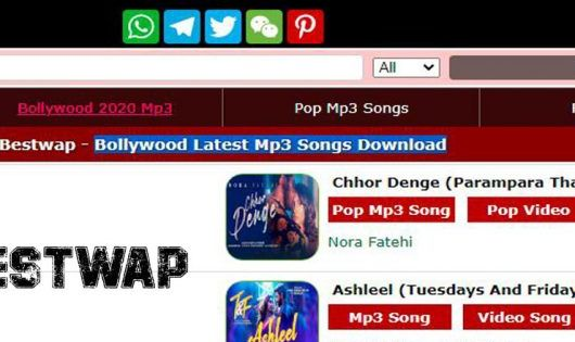 Bestwap Bollywood Latest Mp3 Songs Download For Free In 2021 Mp3 Song Download Light App Facebook Features