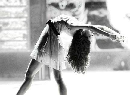 I love dancing it is my passion!! I have been dancing for 11 years! Dancing isnt my hobby its my life! :)