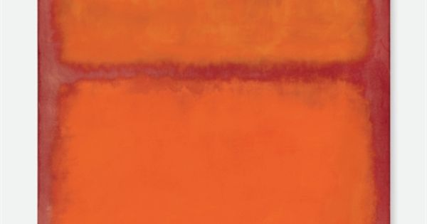 essay about mark rothko paintings