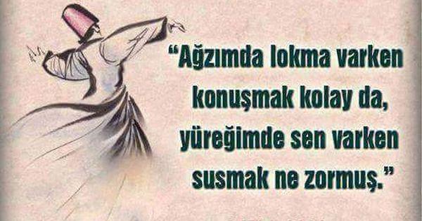 Resimli Mevlana Sozleri 2015 Cok Iyi Abi Words Quotes Rumi