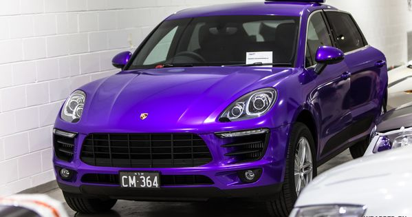 Vehicle Vinyl Wrapping And Car Paint Protection 12 Porsche Porsche Macan S Car Painting