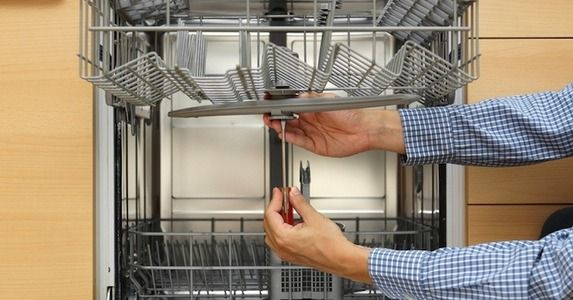 How To Clean A Dishwasher Appliance Repair Dishwasher Repair Clean Dishwasher