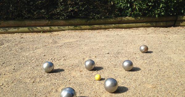 Faire un terrain de p tanque - Comment faire un terrain de petanque ...