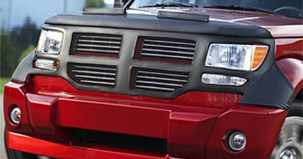 Mopar Oem Dodge Nitro Hood Cover Dodge Nitro Mopar Accessories Mopar