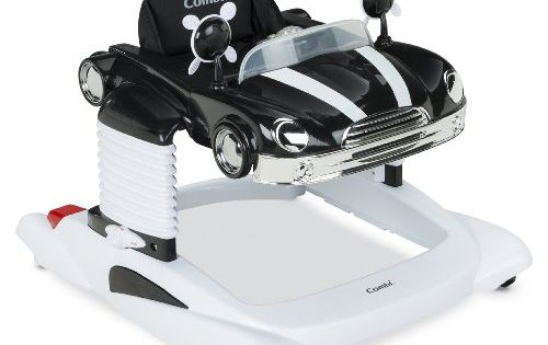 Combi All In One Mobile Entertainer Baby Walker Black