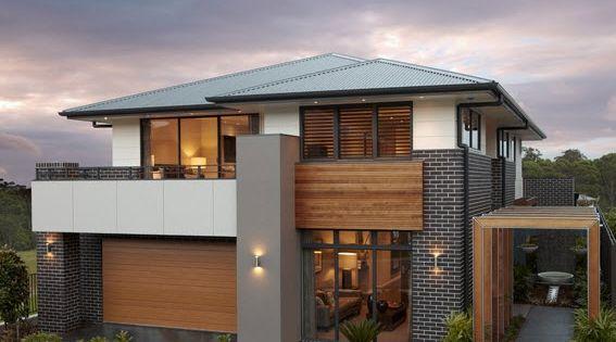 Planos de casas de dos pisos maison moderne maison for Voir ma maison en 3d