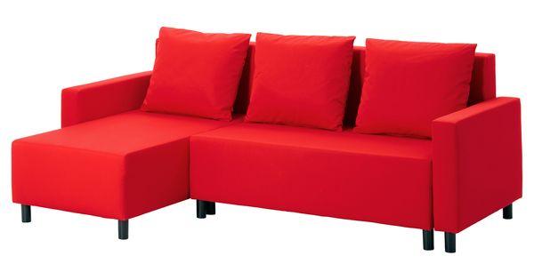 Lugnvik Sleeper Sectional 3 Seat Gran 229 N Black Best