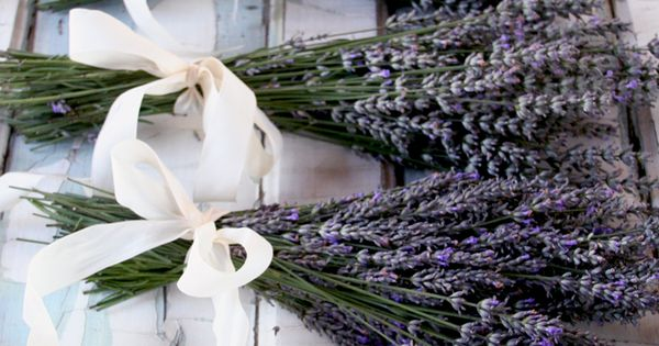 so simple for the bridesmaids ideas DIY lavanda bodas