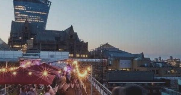 Savage Garden Rooftop Bar Venue Finding By With Images Savage Garden Rooftop Venue