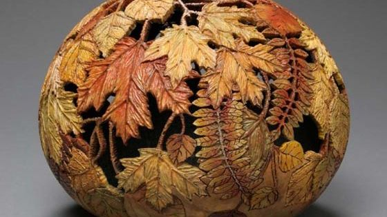 Wood Burning Tools For Gourds Amazing Gourd Carving Art
