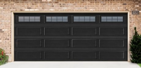 Steel Garage Door Model 8300 And 8500 Garage Doors Steel Garage Doors Exterior House Doors