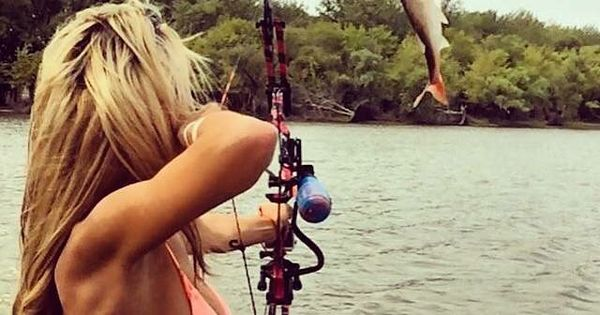 Always take the money shot trust your instincts they for Brooke thomas fishing