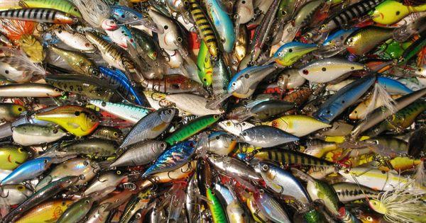 fishing lure computer wallpaper | ... fishing vivid colors ...