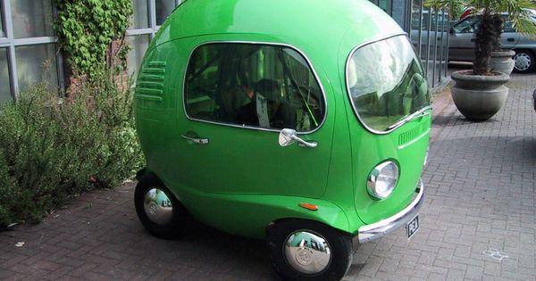 VW Bus meets smart car