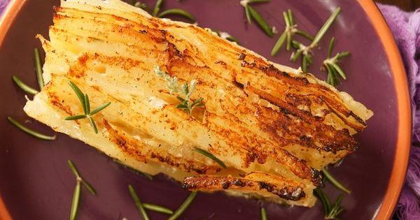 Rosemary Apple Potatoes – Pavé Style | Recipe | Potatoes, Apples ...