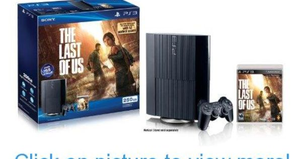 Playstation 3 The Last Of Us Batman Arkham Origins Bundle
