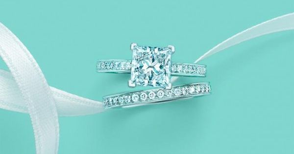 Tiffany Grace engagement ring. Future husband better start saving.