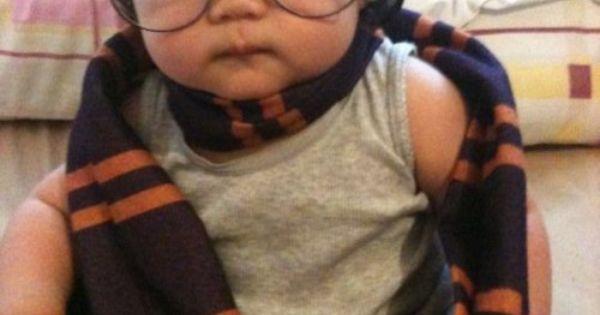 Aaaawwwwww baby baby Harry :)