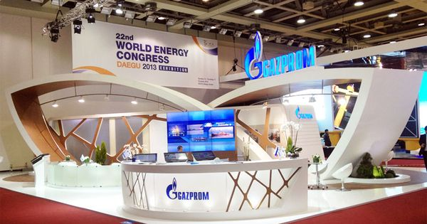Exhibition Stand Europe : Design and construction of exhibition stands in russia