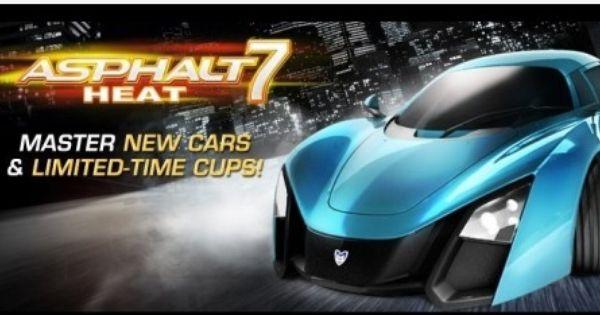 Asphalt 7 Heat Mod Apk V1 1 1 Mega Mod Mod Apk Download For Android Game Balap