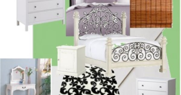 Black white and mint green bedroom for the home for Mint green and white room
