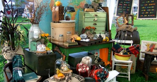 If There Were Flea Markets Like This Near Me I D Never Be