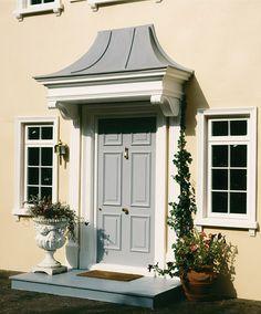 Georgian Front Door Porches Google Search Front Porch Design