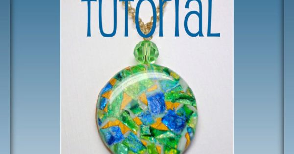 how to make polymer clay earrings at home