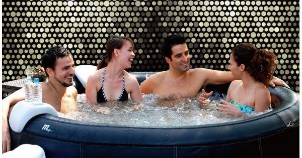 spa 6 places prix finest bestway spa gonflable layz spa. Black Bedroom Furniture Sets. Home Design Ideas