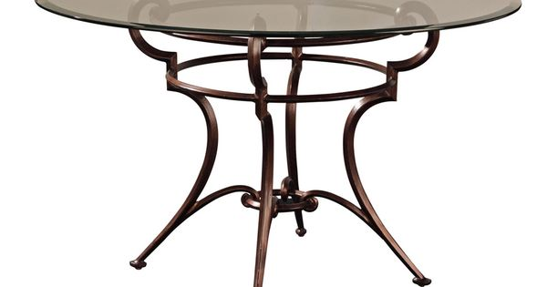 Artistica Metal Designs Colette Colette Dining Table