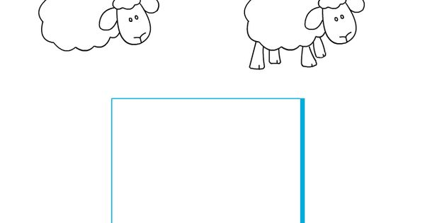 Photo comment dessiner un mouton facilement pinterest - Mouton a dessiner ...