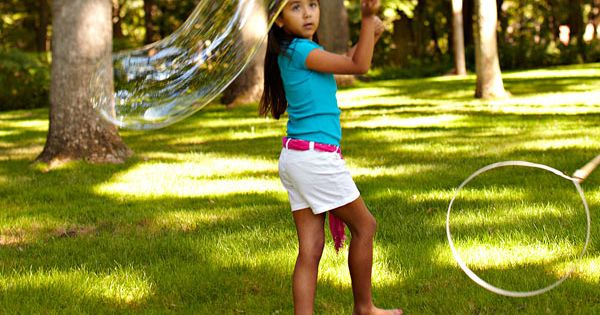 Bubble Wand by lowescreativeideas Kids Bubbles Giant_Bubbles lowescreativeideas