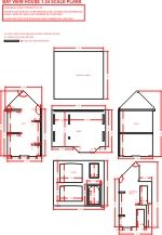 Dolls House Kit Building And Decorating Project By Bromley Craft Products Doll House Plans Cardboard House Doll House