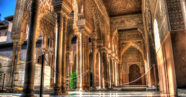 reader perspective traveling solo granada spain