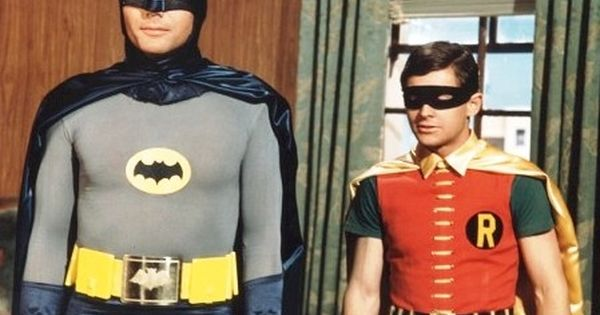 Batman & Robin - Childhood memories